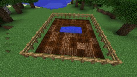 Prepare farmland
