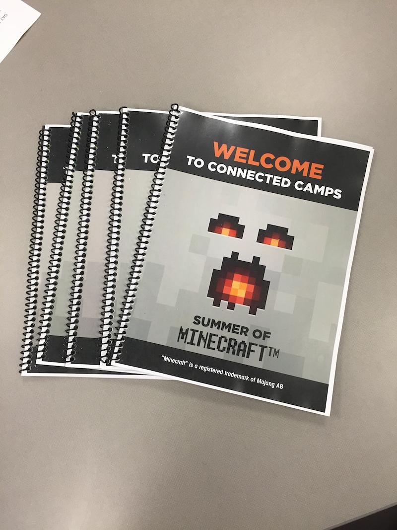 Summer of Minecraft Manual
