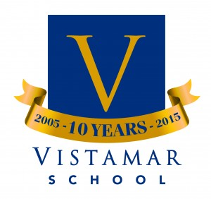 Vistamar School logo