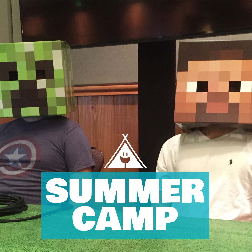 Summer Camps: Online Summer Camps And Coding In Minecraft