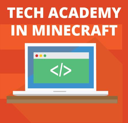 Tech Academy in Minecraft