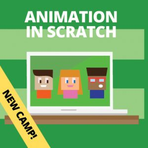 Animation in Scratch Camp