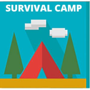 Survival Camp - Camp Registration Closed