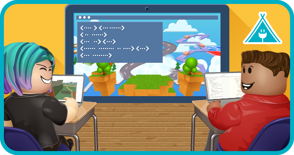 Coding Camp in Roblox